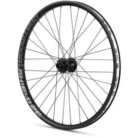 """DARTMOOR Shield Front Wheel 26"""" 100x15/110x20mm, negro"""